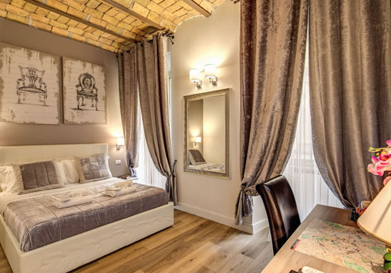 Guest House Chester Suites Rome