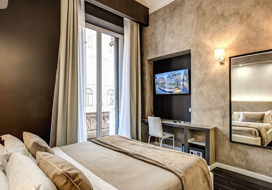 Four River Suites Rome