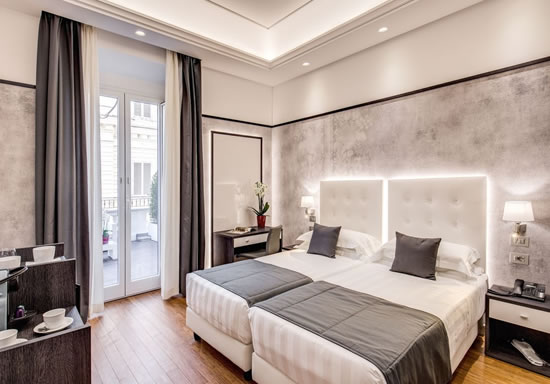 The Liberty Boutique Hotel Rome