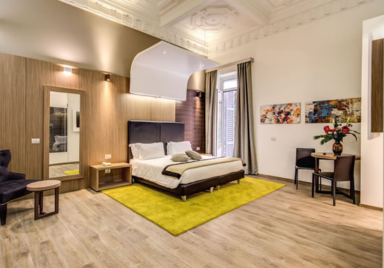 Hotel Trevi Collection Rome